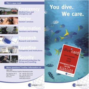 07 GB dive card Flyer