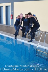 DDI pool training