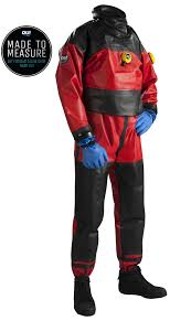 DUI Public Safety Diving / SAR dry suit