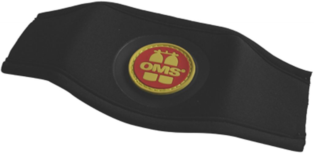OMS mask cover strap